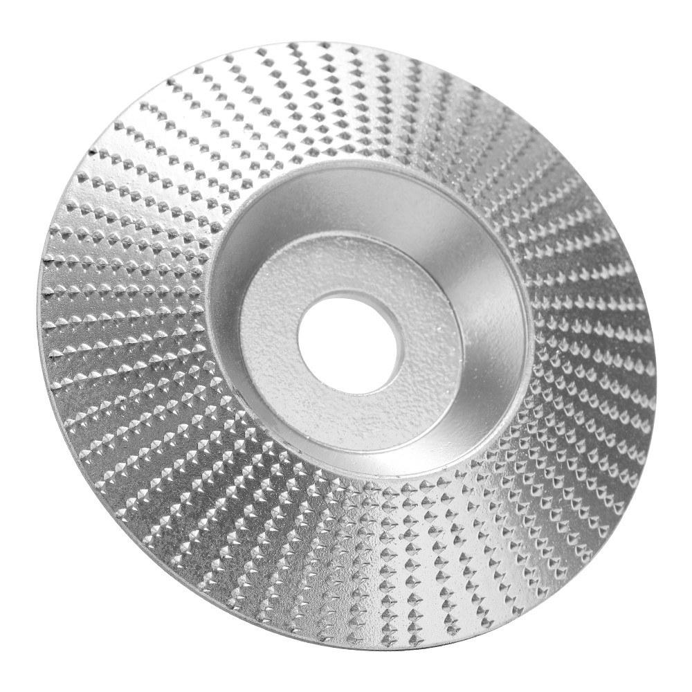 Holz Winkelschleifscheibe Schleifen Carving Rotary Tool Schleifscheibe 98mm