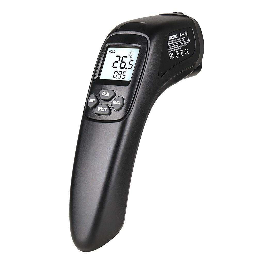 WinAPEX ET6532 -50u2103~600u2103 LED Non Contact Infrared Intelligent Temperature Measurement Multi-purpose High Precision Fast Industrial Temperature Measure Tool