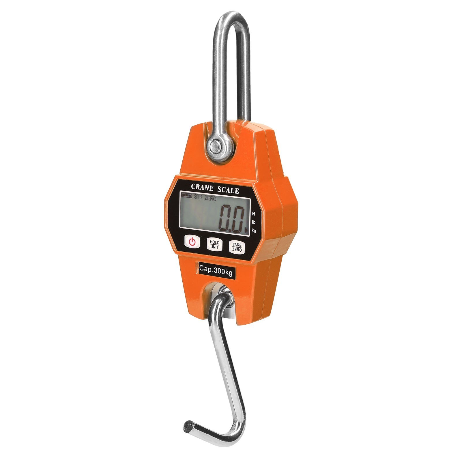 Tomtop - 33% OFFF Mini LCD Digital 300kg Portable Industrial Electronic Heavy Duty Weight Hook, Free Shipping $29.99