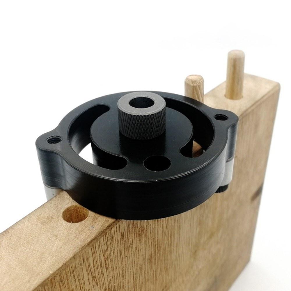 Selbstzentrierend 6 8 10mm D/übellehre Holzplatte Locher Lochsucher Buche Zentrale Lochposition Messbohrung Holzbearbeitungswerkzeug