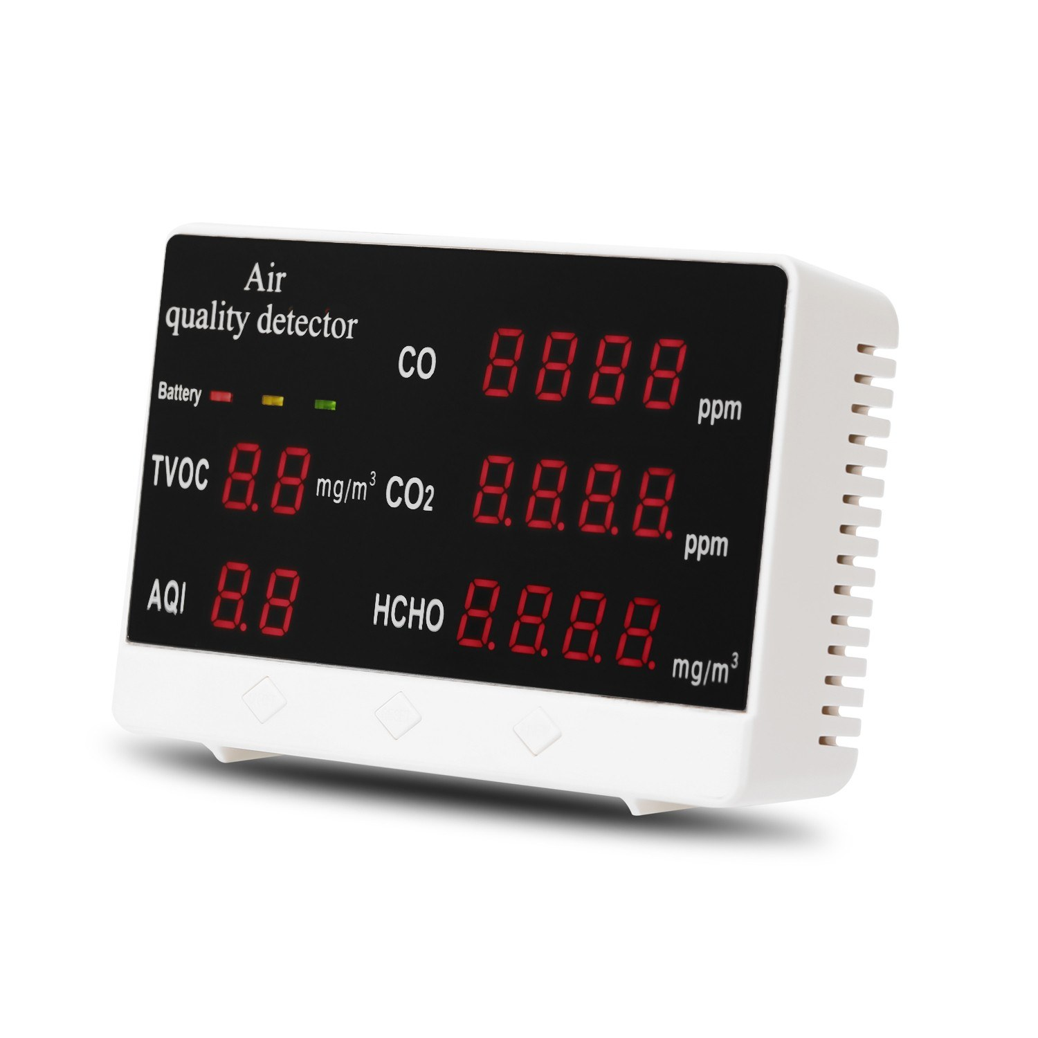 tomtop.com - 57% OFF Multifunctional Digital Display Air Quality Analyzer Monitor, Limited Offers $31.99