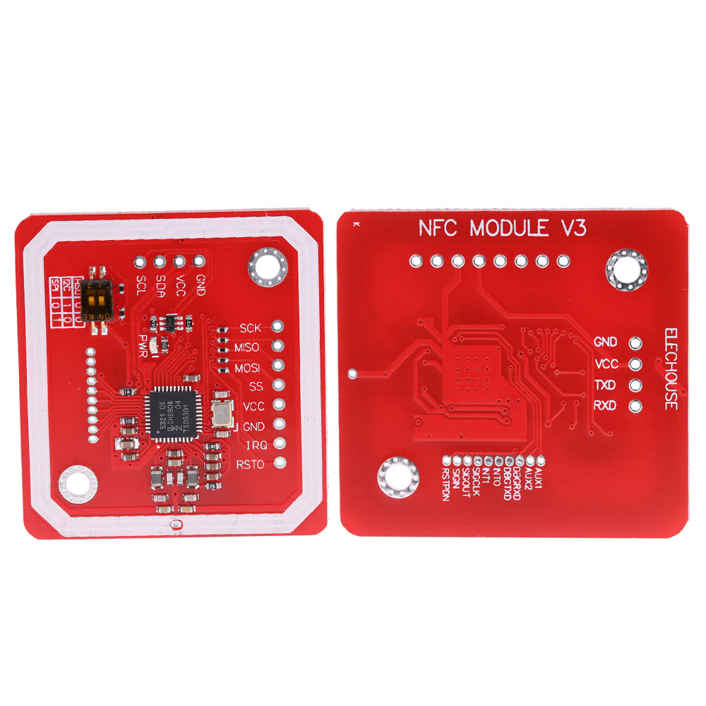 PN532 NFC RFID Module V3 Kit Reader Writer Breakout Board for Arduino  Android