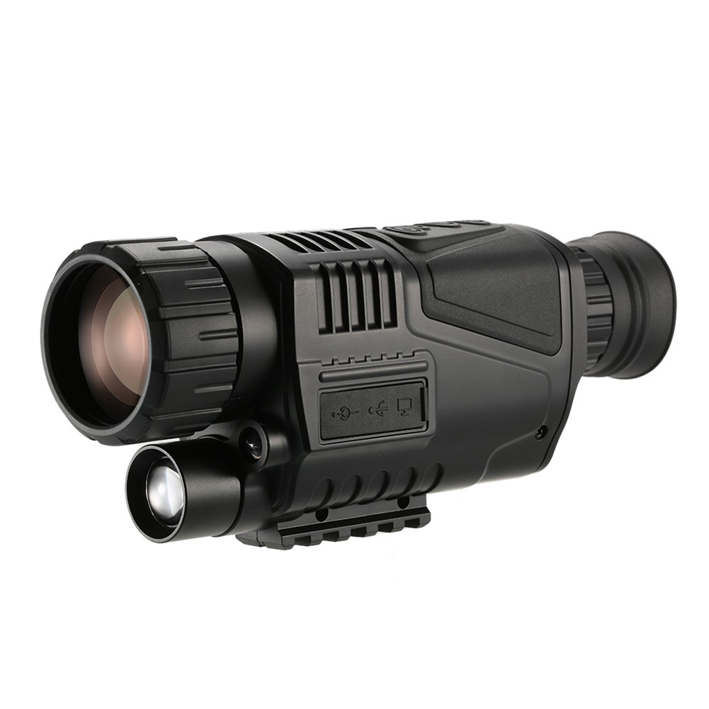 37% OFF NV-300 Outdoor Infrared Digital Night-Vision Monoculars, Free Shipping $105.49