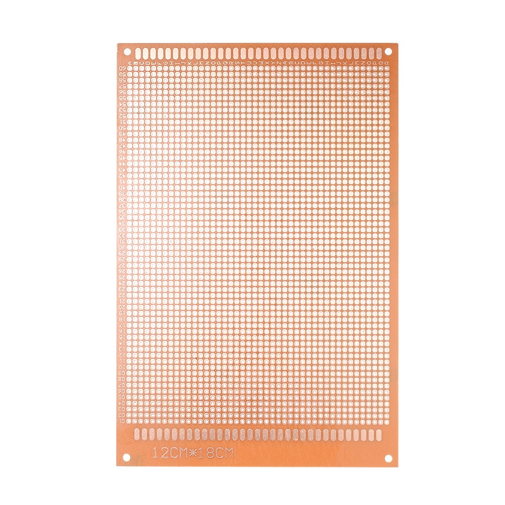 12pcs Prototype Pcb Board Breadboard Universal Printed Circuit Aquisition Of Electronic Boards Pcbs And Kit For Diy Project Sales Online Tomtop