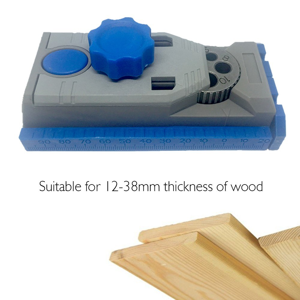 Pocket Hole Jig System 9 5mm Drill Guide Sleeve for Kreg Pilot Wood  Drilling Doweling Woodworking Hole Saw & DIY Joinery Work Tool Set Sales  Online -