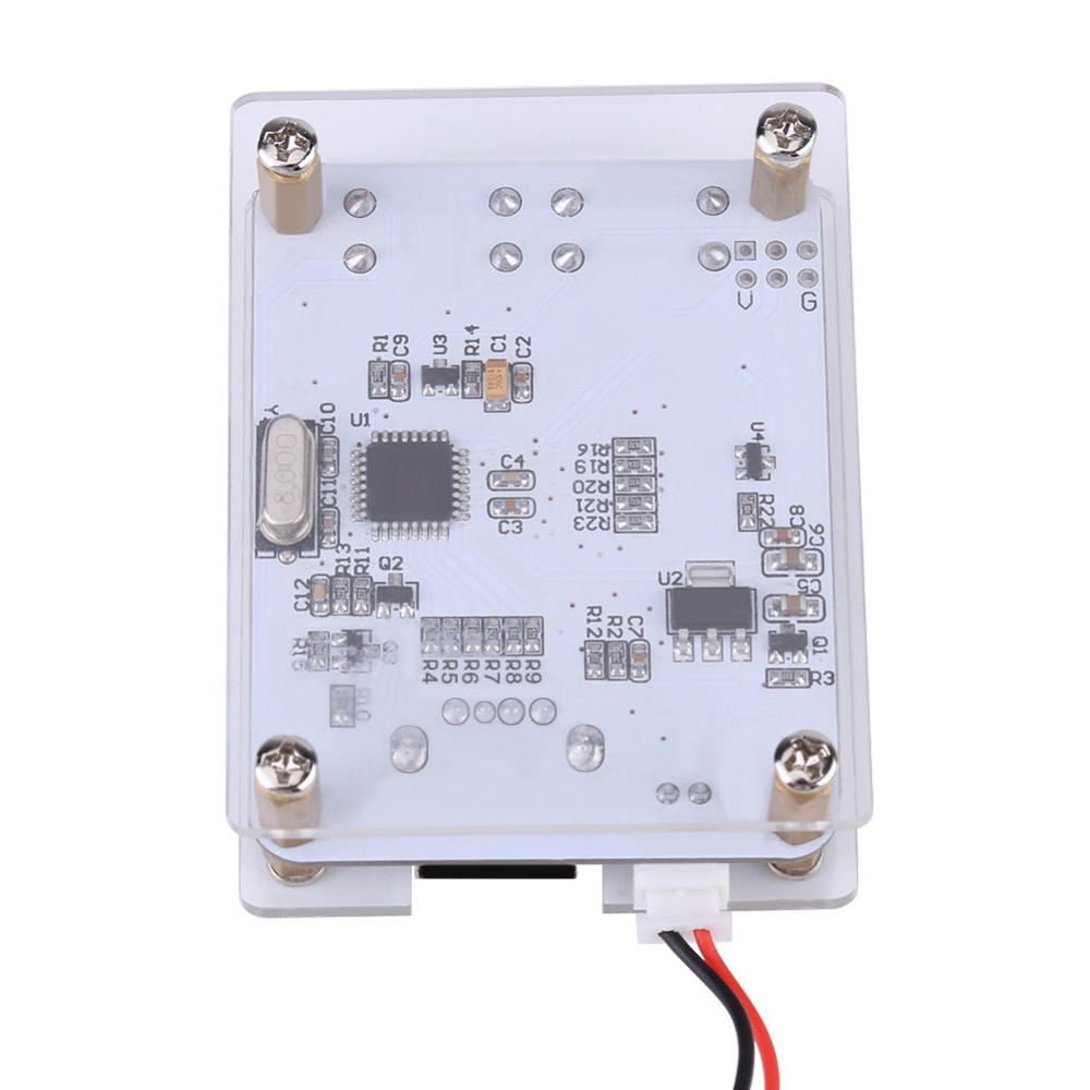 Diy Kit 18 Lcd Display Screen Transistor Tester Resistance Diode For Repair Capacitance Esr Meter Atmega328 With Acrylic Case Sales Online Tomtop