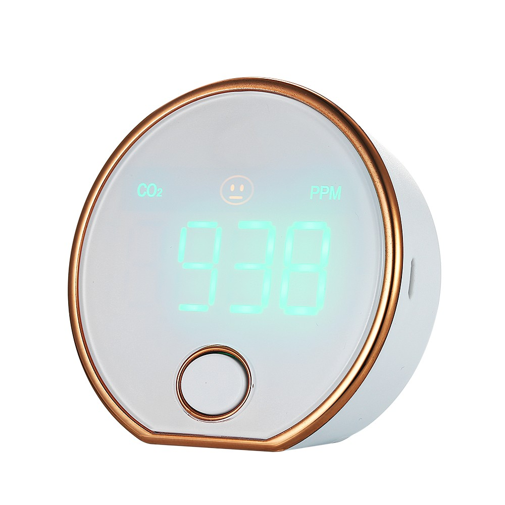 Mini Portable Carbon Dioxide Gas CO2 Meter Detector HT-401 Agricultural CO₂  Tester Sales Online - Tomtop