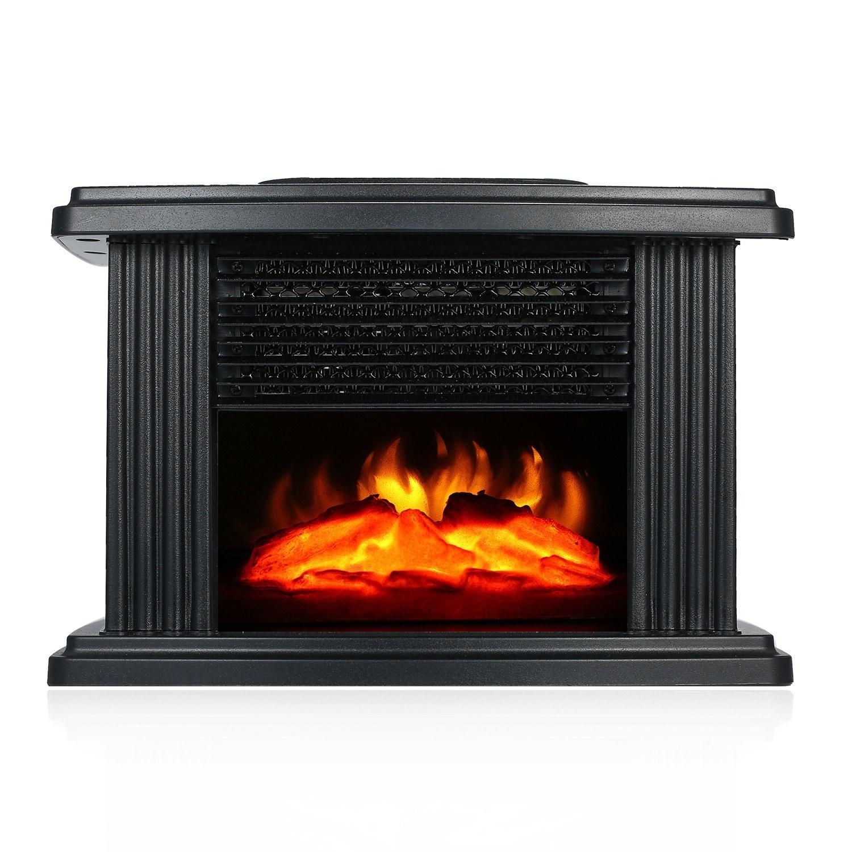 Best 1000w Desktop Mini Electric Fireplace Heater Electric Heater