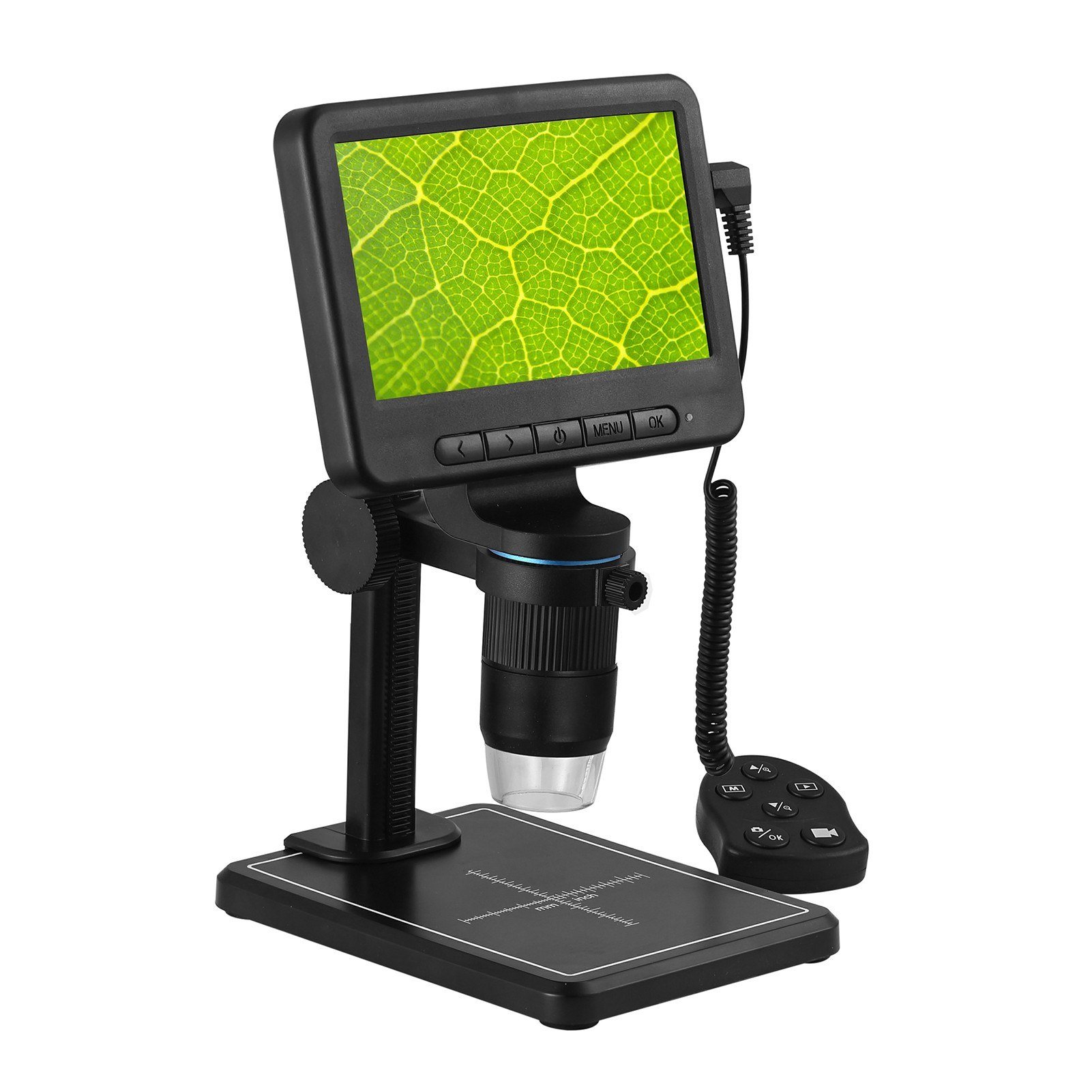 Tomtop - 40% OFF KKmoon 5 Inch LCD Digital Microscop, Free Shipping $68.19