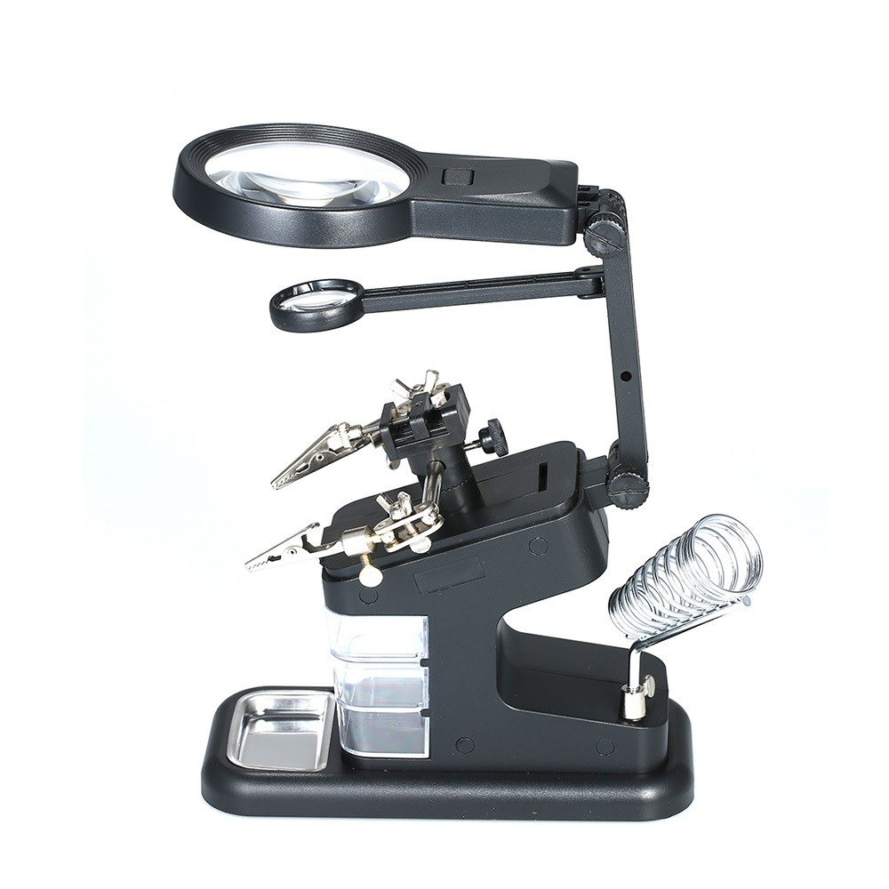 Tomtop - 33% OFF Multi-Functional Welding Magnifier, Free Shipping $20.29