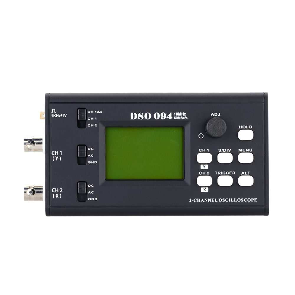 Portable Digital Oscilloscope : Best portable mini digital storage sale online shopping