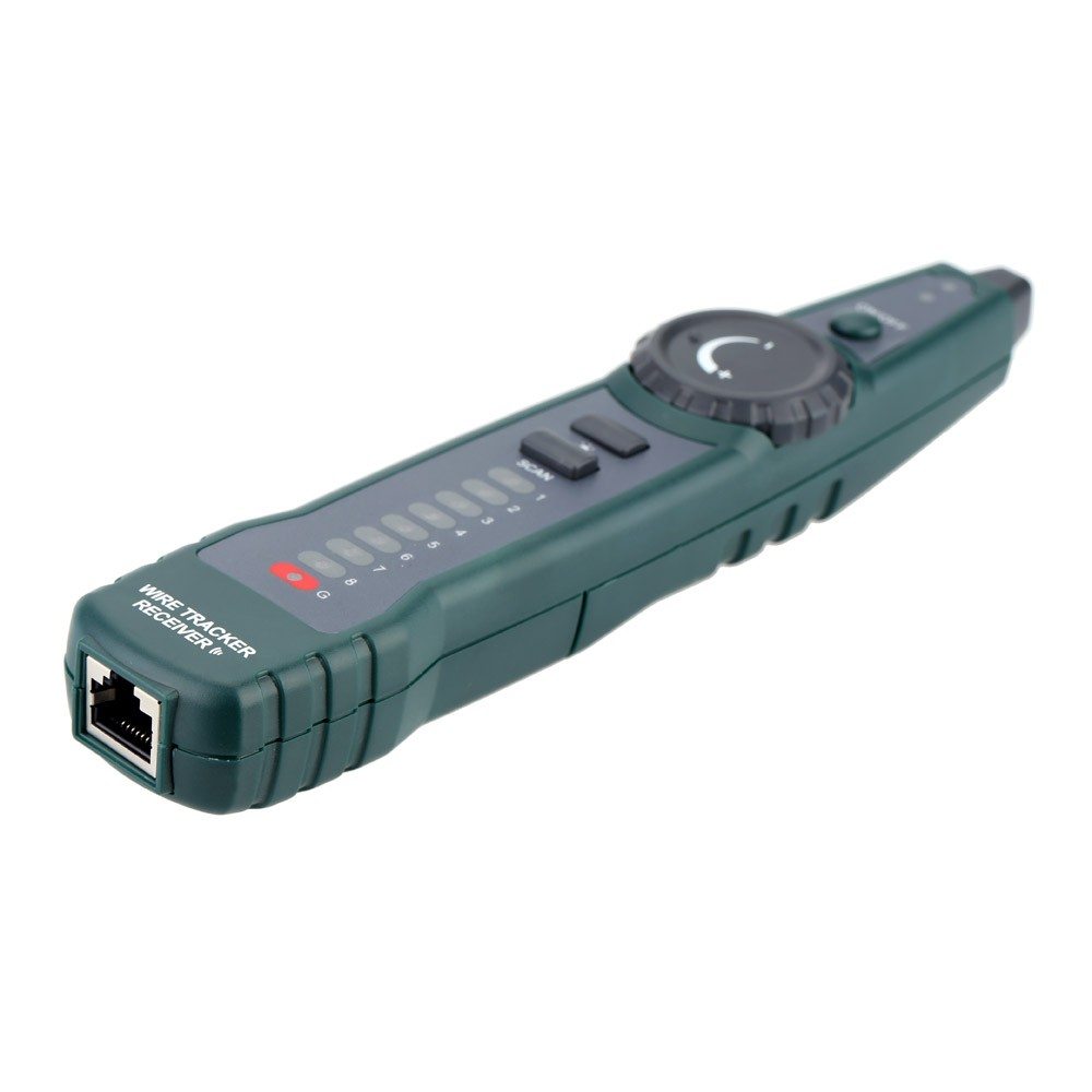 Fy868 Multi Function Wire Tracker Hand Held Cable Testing Tool Sales Toner Open Circuit Tester Testers Online Grey Tomtop
