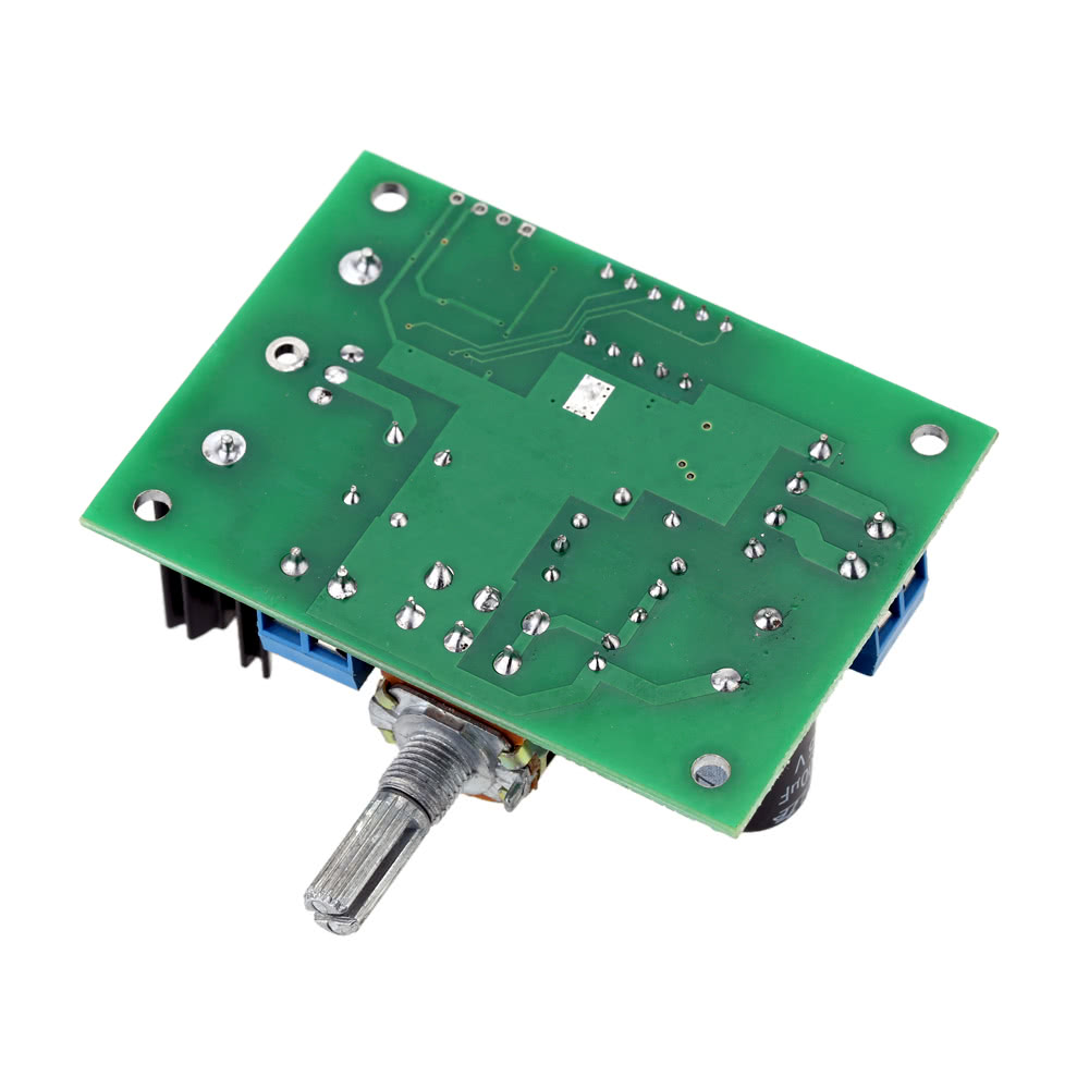 Lm317 Ac Dc Adjustable Voltage Regulator Step Down Power Supply Variable Module With Led Display