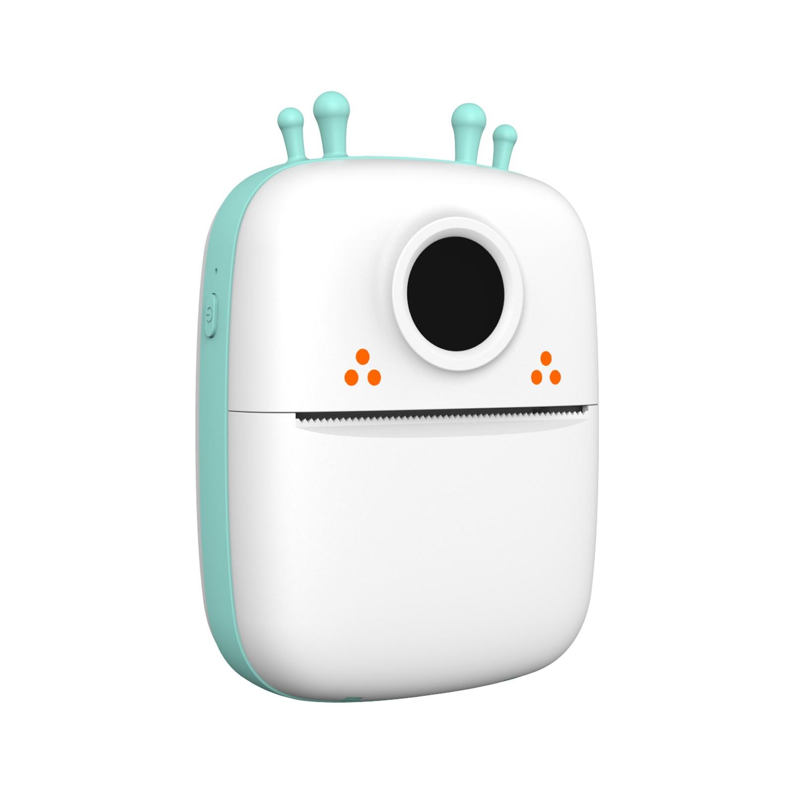 Tomtop - 37% OFF Mini Portable Printer BT Wireless Photo Printer, Free Shipping $22.49