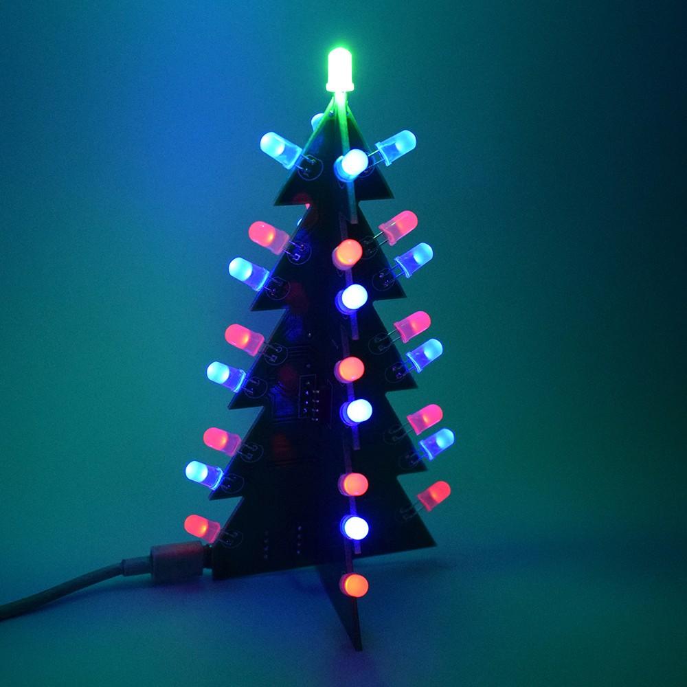 Led Strobe Light Effect Generator Circuit Electronic Circuit