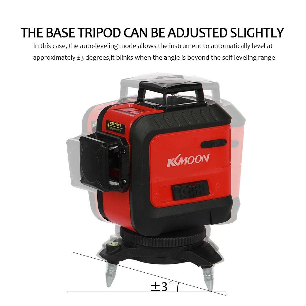 4425-OFF-KKMOON-DIY-Laser-Level-Meter-Projectorlimited-offer-249399