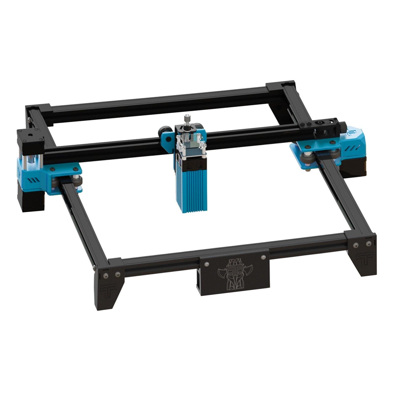 Tomtop - [EU Warehouse] 44% OFF TOTEM S 40W Desktop Laser Engraver High Precision, $282.99 (Inclusive of VAT)