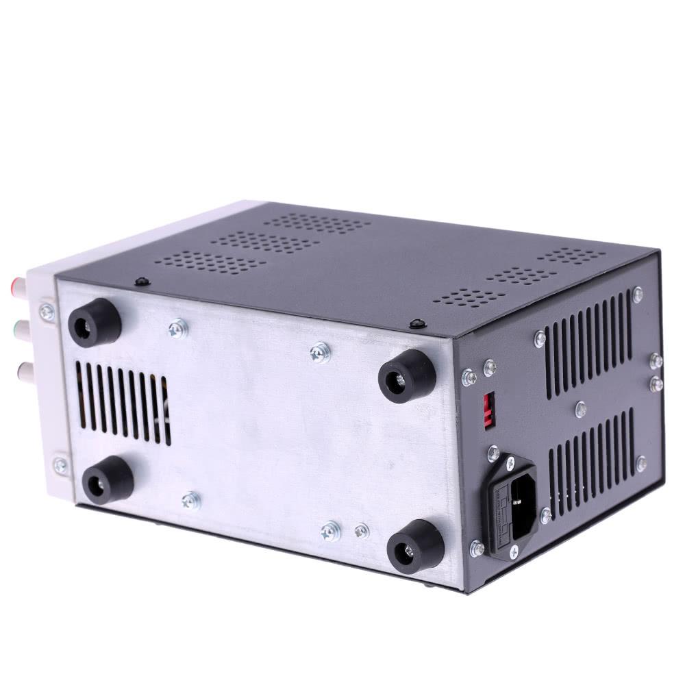 0 30v 3a 4 Digits Variable Adjustable Digital Regulated Dc Power Supply Em1703f Us Plug