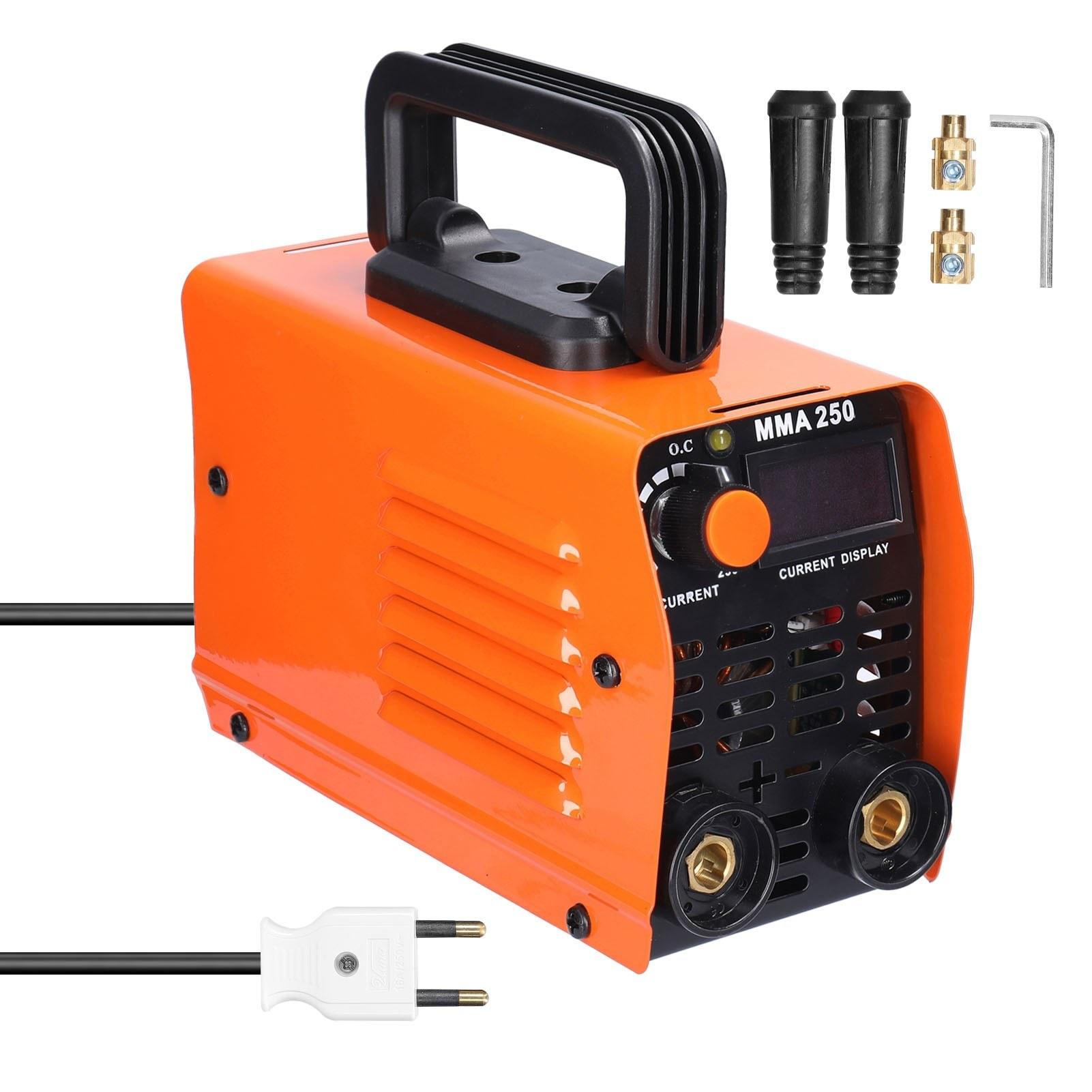 Tomtop - MMA-250 Electric Welding Machine, $55.99 (Inclusive of VAT)