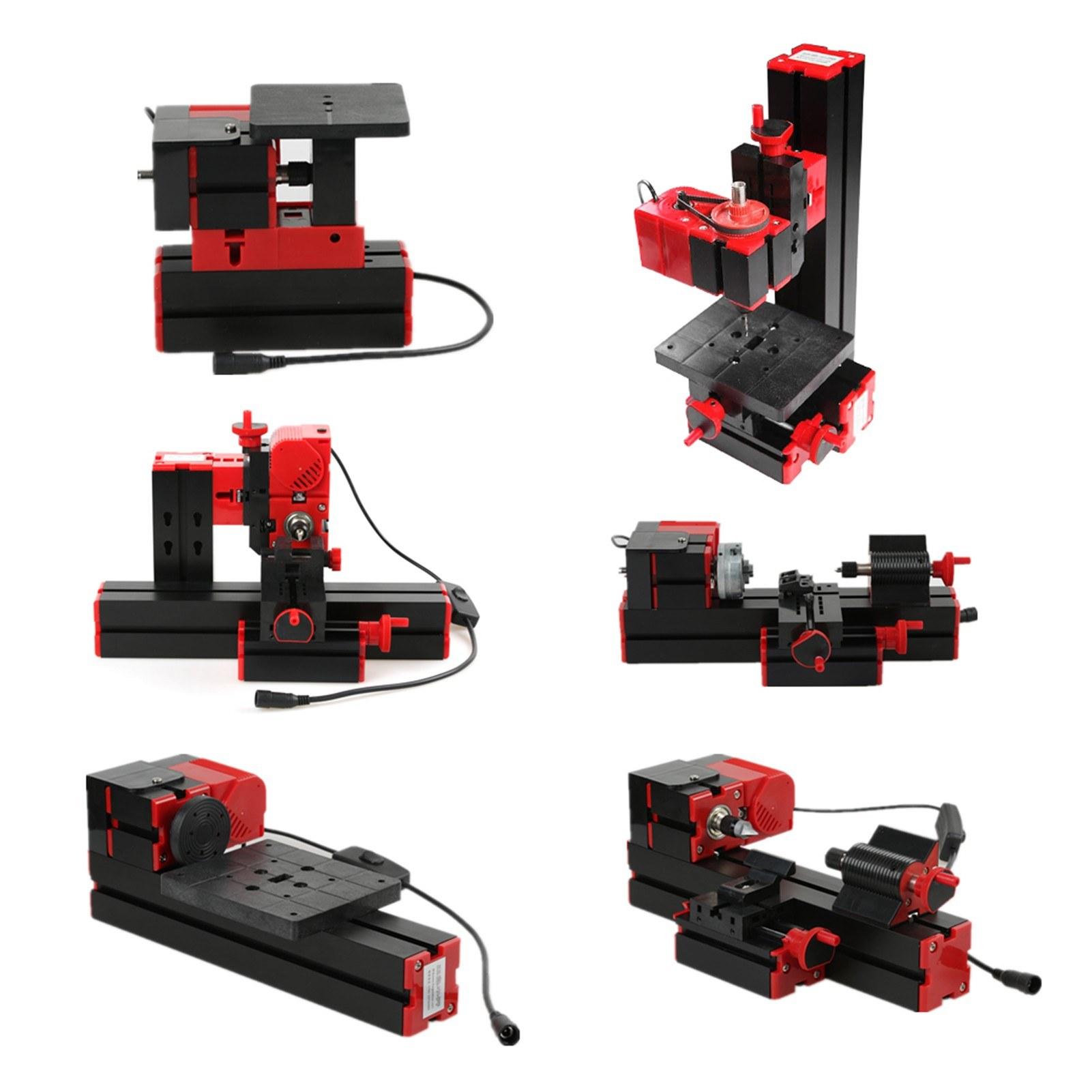 Tomtop - [EU Warehouse] 38% OFF Mini DIY 6 in 1 Multi-functional Motorized Transformer, $102.99 (Inclusive of VAT)