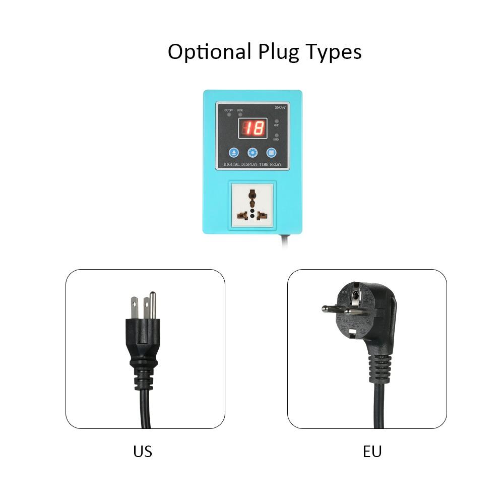Digital Power Switch : Best digital power wireless timer switch eu sale online