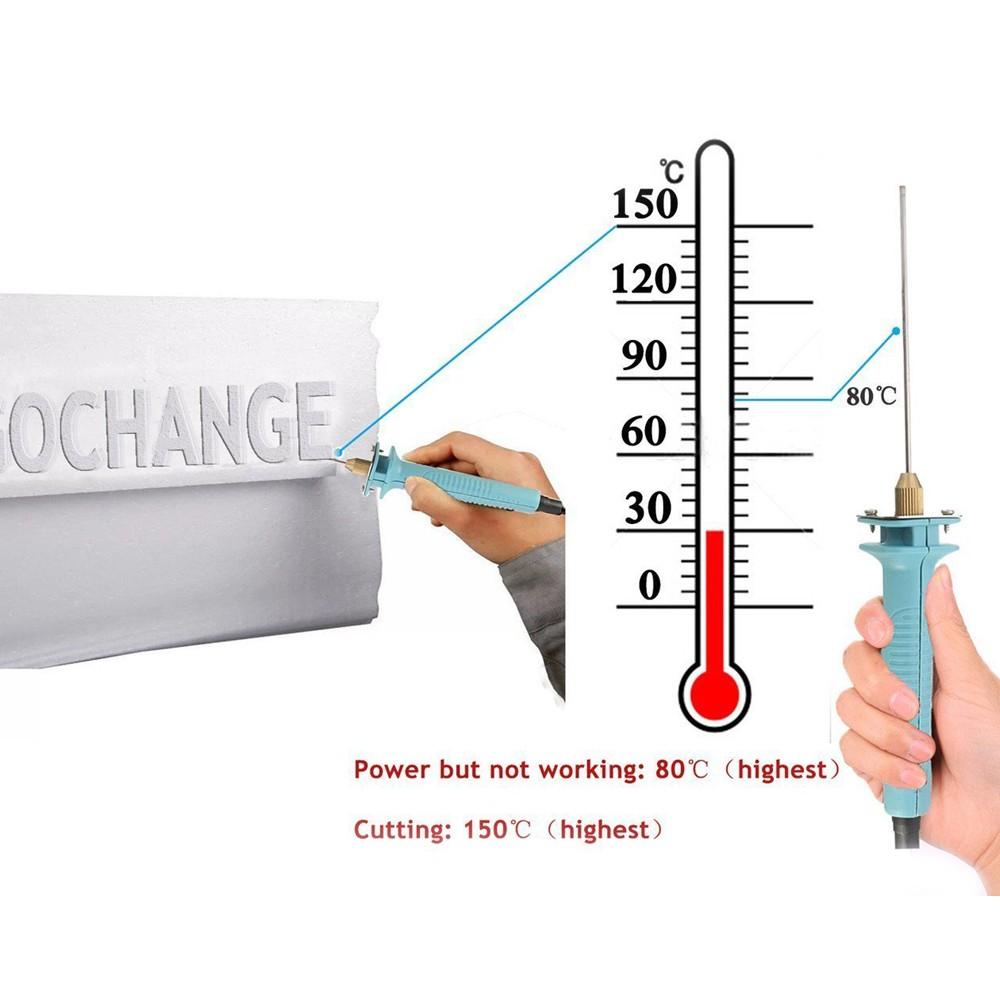 Electric Styrofoam Cutter Craft Pen Foam Cutting Tool 15w 100 240v Diy Wiring Diagram Sales Online Eu Tomtop