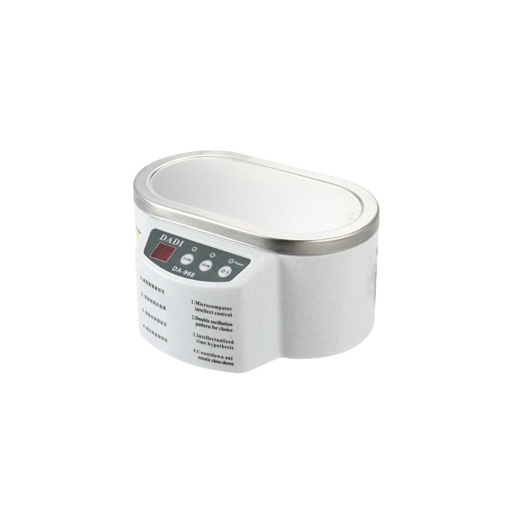 Dadi968 Mini Size Household Digital Ultrasonic Cleaner Sales Online 110v Jewelry Glasses Circuit Board Watch Cd