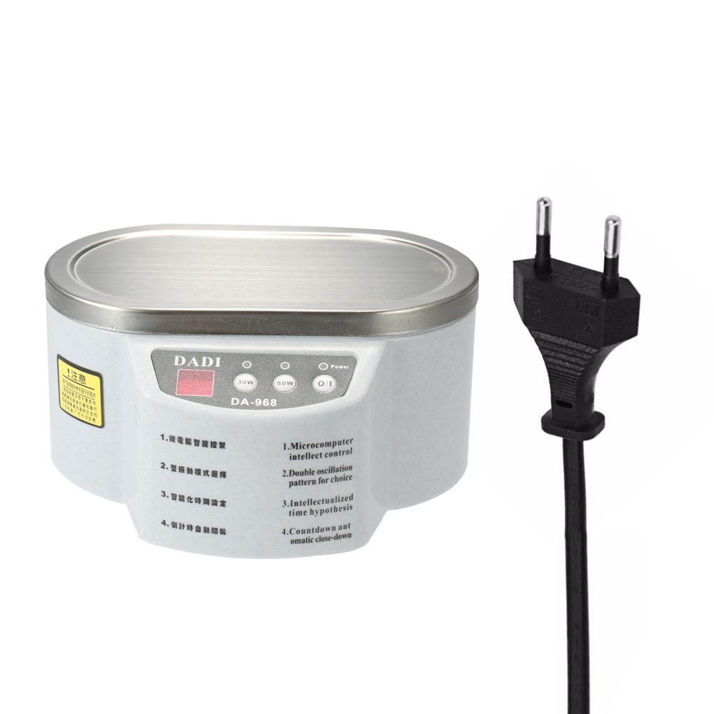 Dadi968 Mini Size Household Digital Ultrasonic Cleaner Sales Online Oscillatory Circuit For An Cleaning Device With Feedback