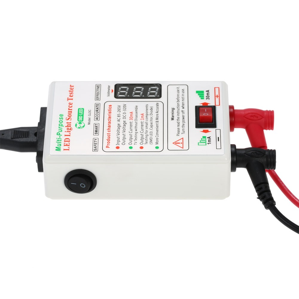 Voltage Test 1ma 30ma Convertible Led Backlight Tester Sales Online Circuit
