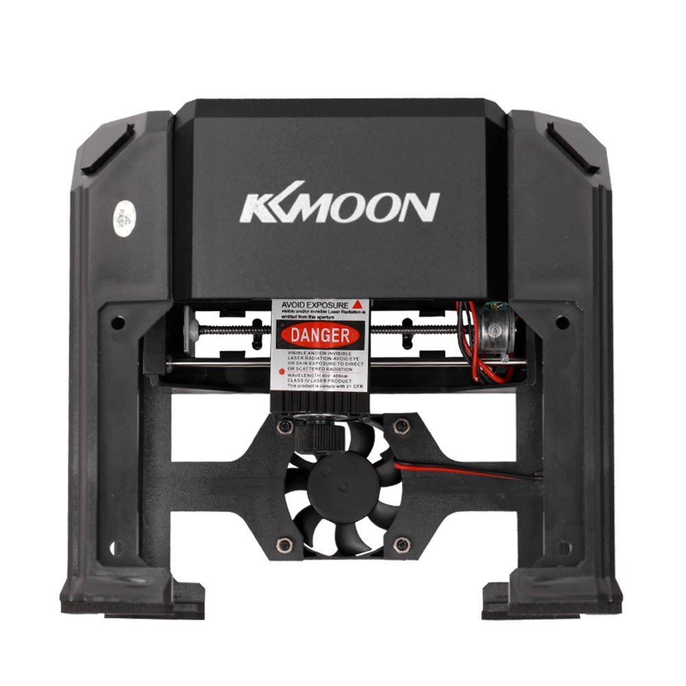 KKmoon DIY Compact Automatic Desktop Laser Engraving Machine 3000mw