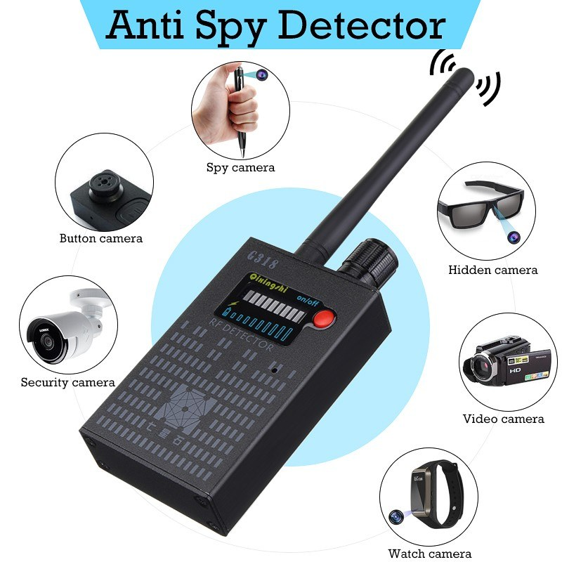 4325-OFF-G318-Anti-spy-GPS-Audio-Signal-Detector-Anti-eavesdroppinglimited-offer-242999
