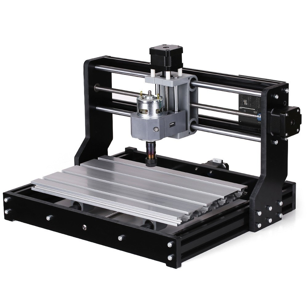 Tomtop - [Italy Clearance Sale] 47% OFF CNC3018 PRO DIY CNC Router Kit Mini Engraving Machine, $128.99 (Inclusive of VAT)