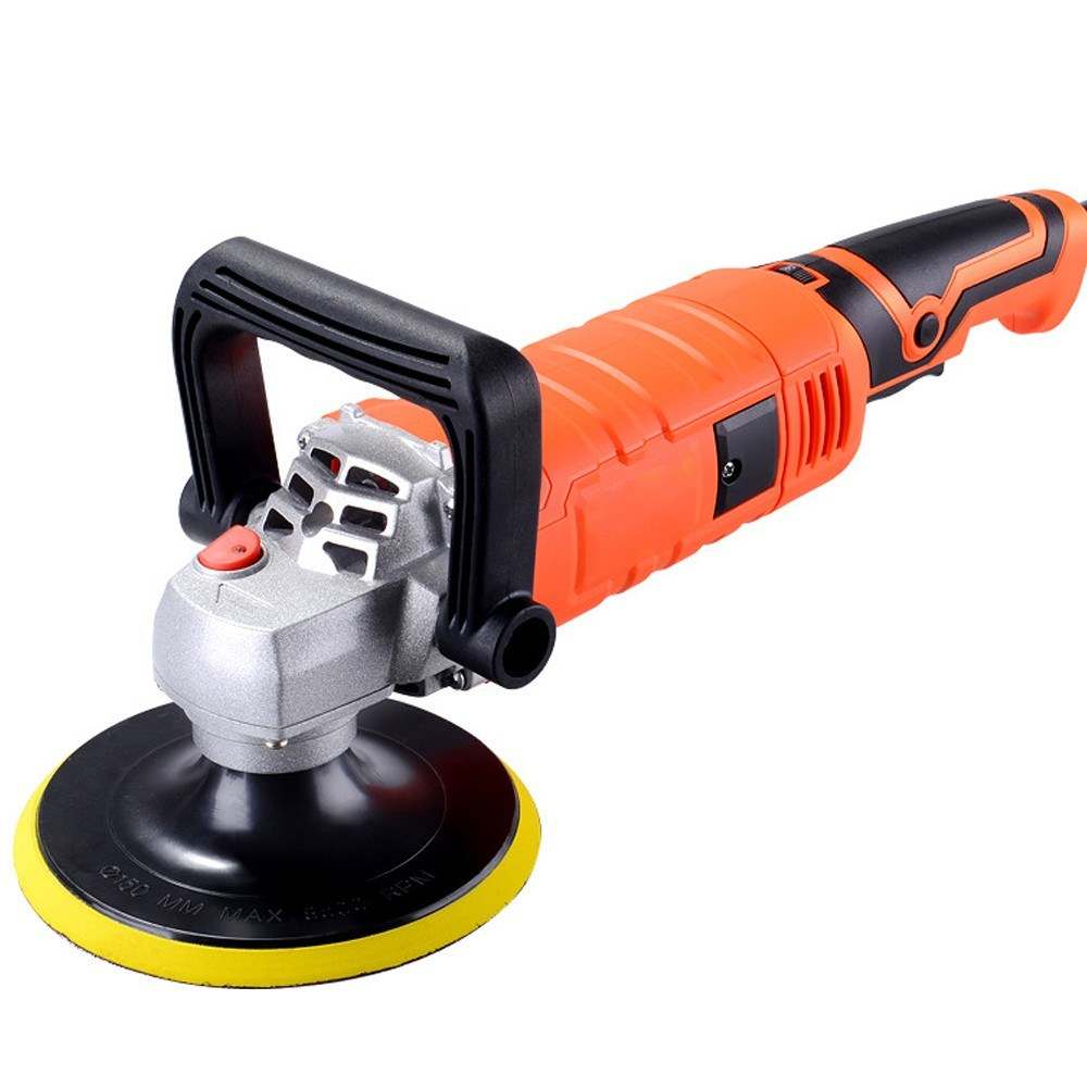 Tomtop - [EU Warehouse] 1580W 220V Adjustable Speed Car Electric Polisher Waxing Machine, $45.99(Inclusive of VAT)