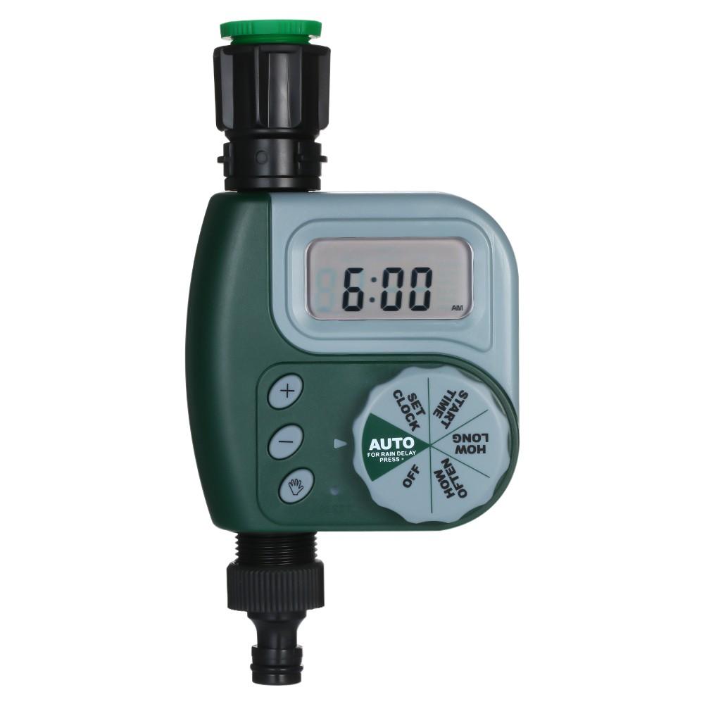 Best Automatic Water Timer Outdoor Garden Irrigation Controller eu Sale  Online Shopping | Cafago com