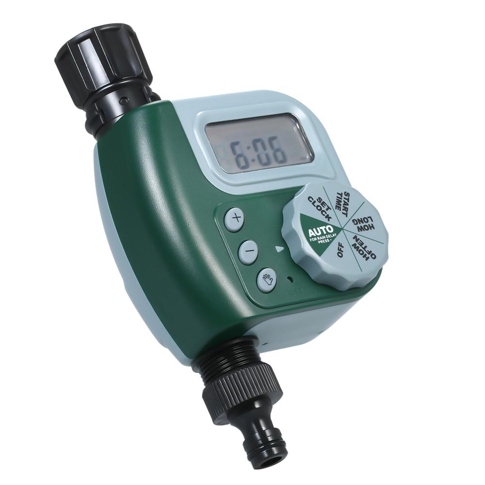 Timer Automatico Per Irrigazione Del Giardino Esterno Regolatore Di Irrigazione Per Giardino 1 Uscita Timer Per Rubinetto Programmabile Dispositivo
