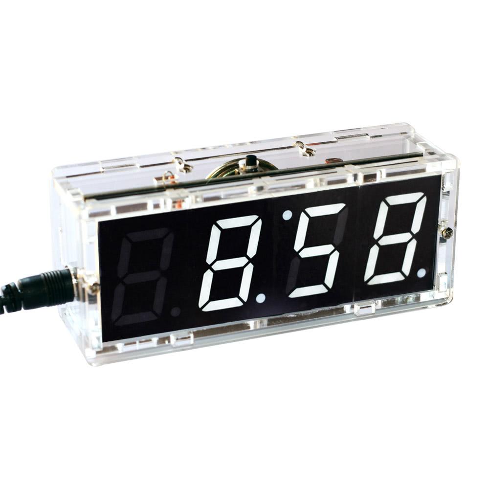 Есть вопросы про эти электронные часы вообще и про diy kit наборы в частности?