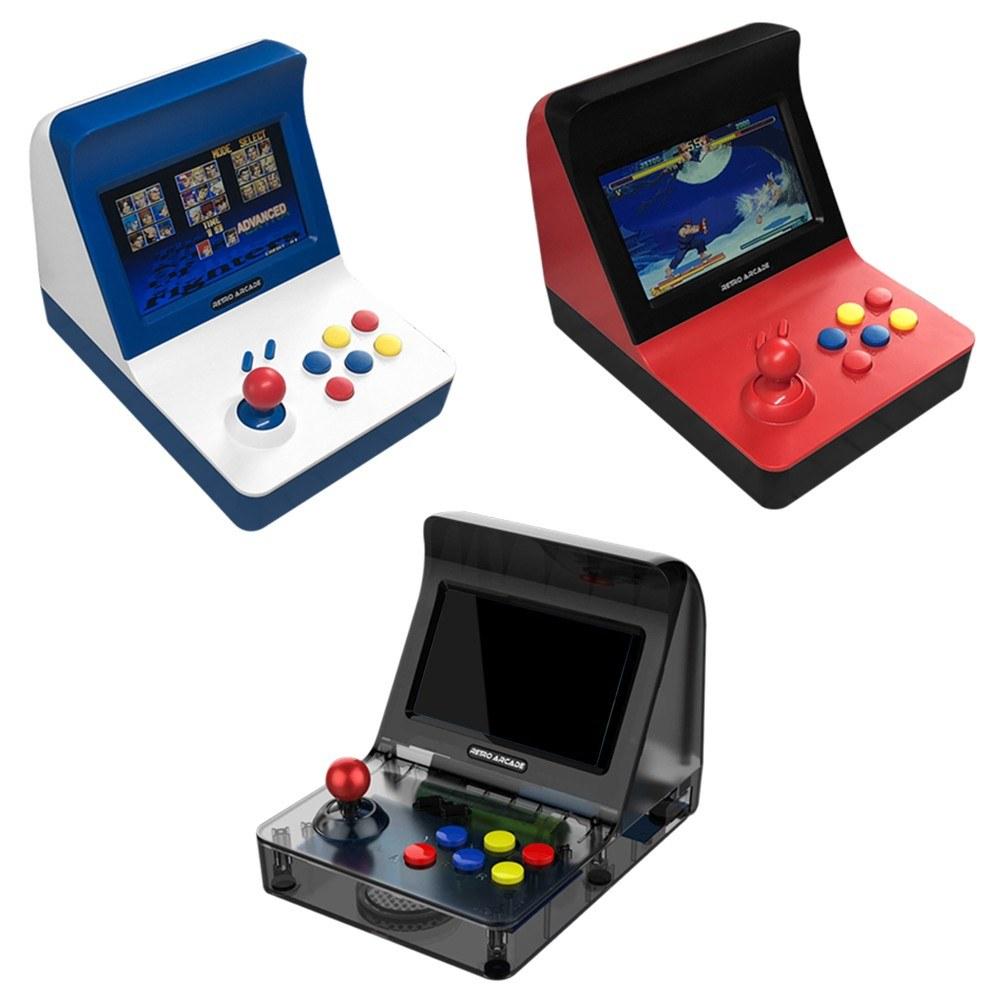 Mejor Consola De Juegos Retro Arcade Negro Venta Compra En Linea