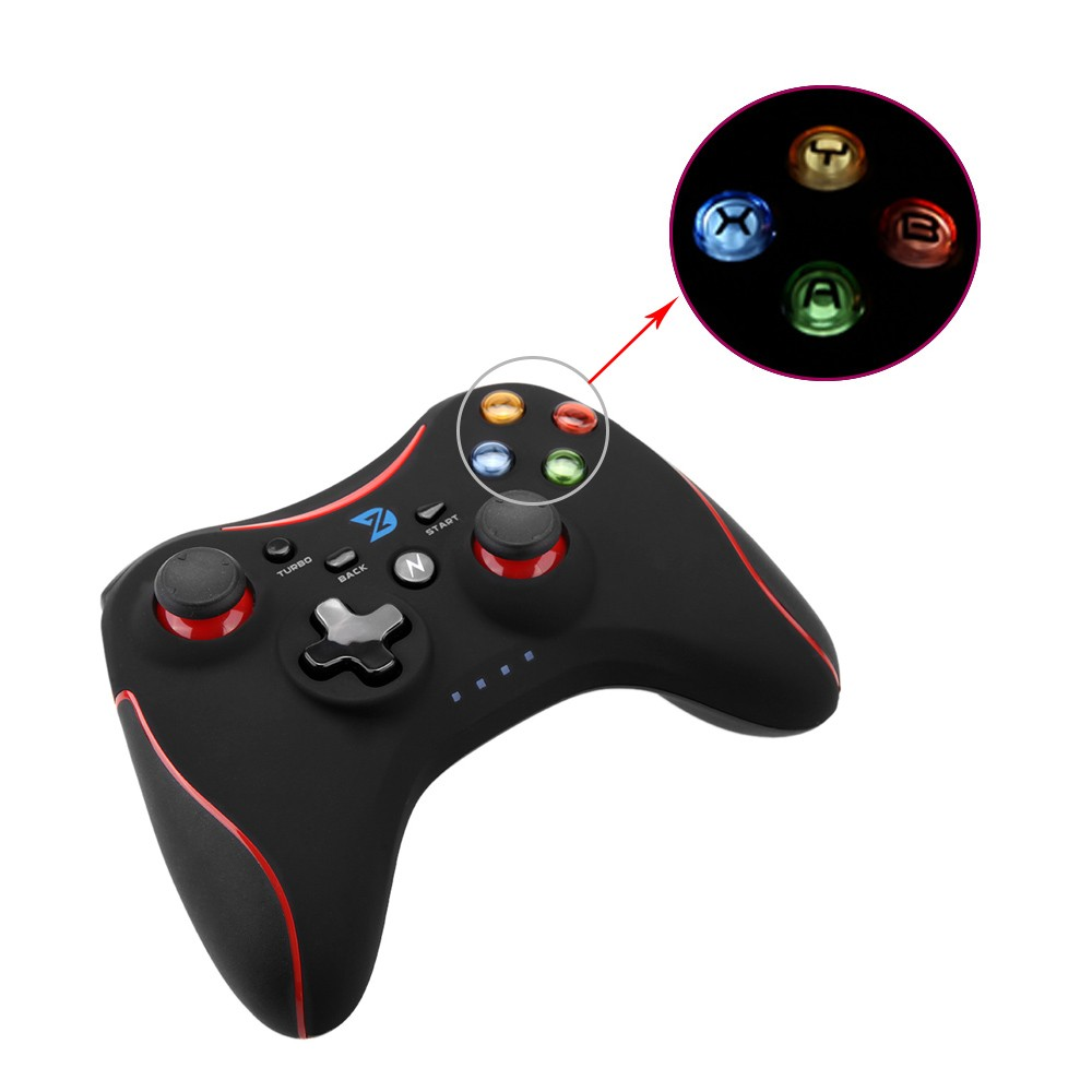 USB Wired N Full Vibration Feedback Game Controller Gamepad Joystick ...