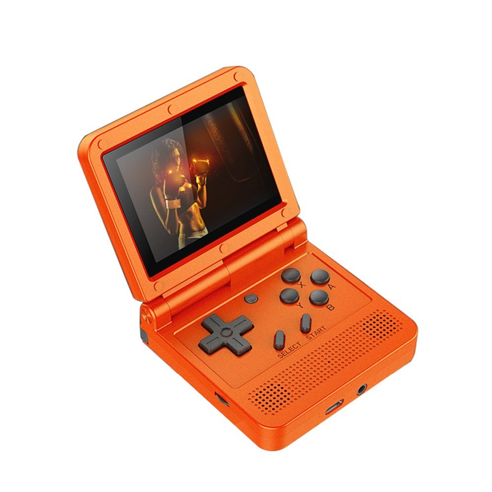 tomtop.com - 51% OFF Flip Handheld Console with 16G TF Card, Limited Offers $33.99
