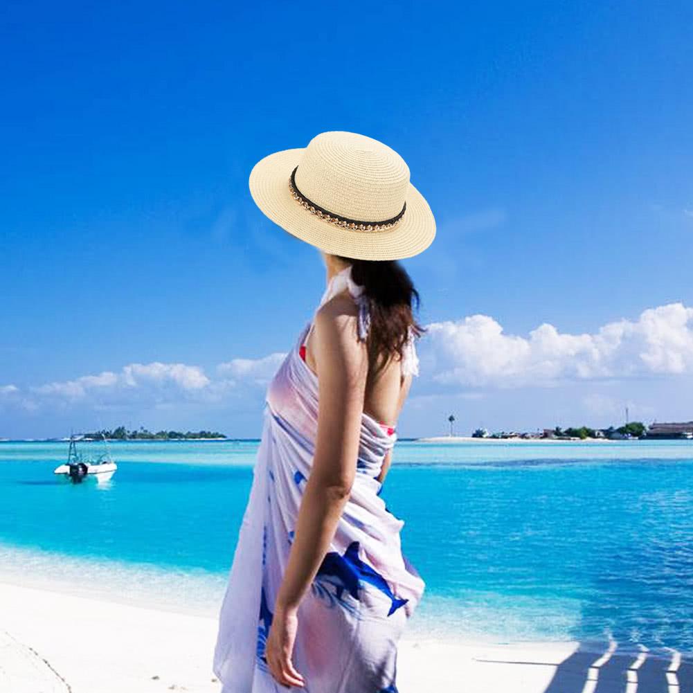 фото в шляпах на море без лица красивое место, может
