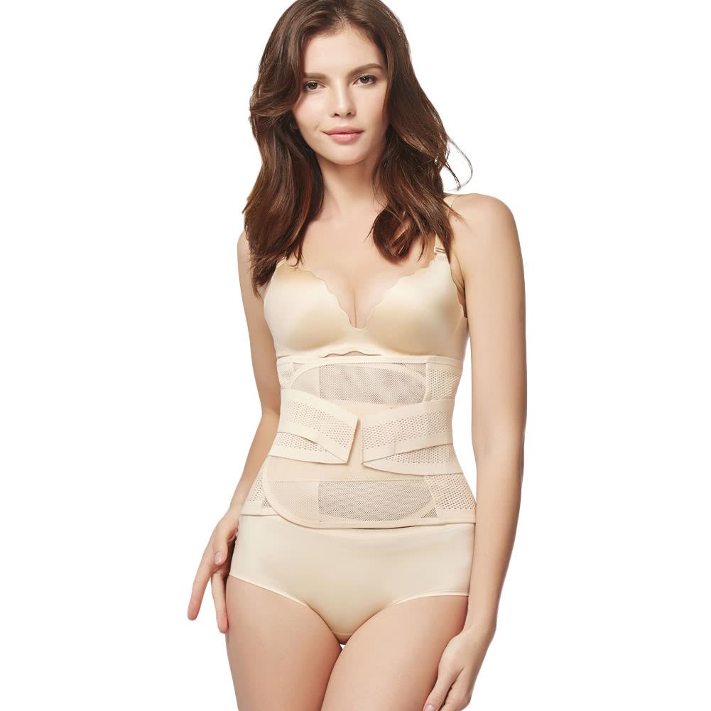 6a6689585ad32 Sexy Women Body Shaper Vest Mesh Breathable Elastic Waist Control Corset Tummy  Cincher Underbust Trainer Shapewear Black Beige beige Online Shopping