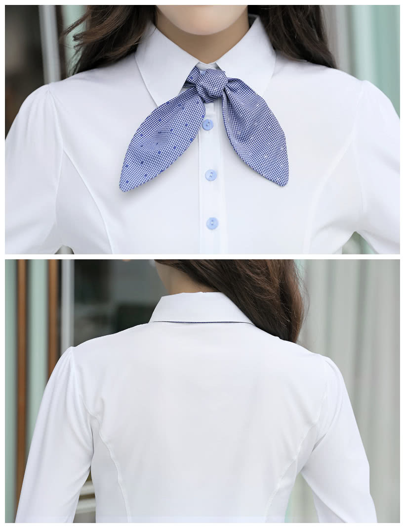 lined blouse with buttons pdf