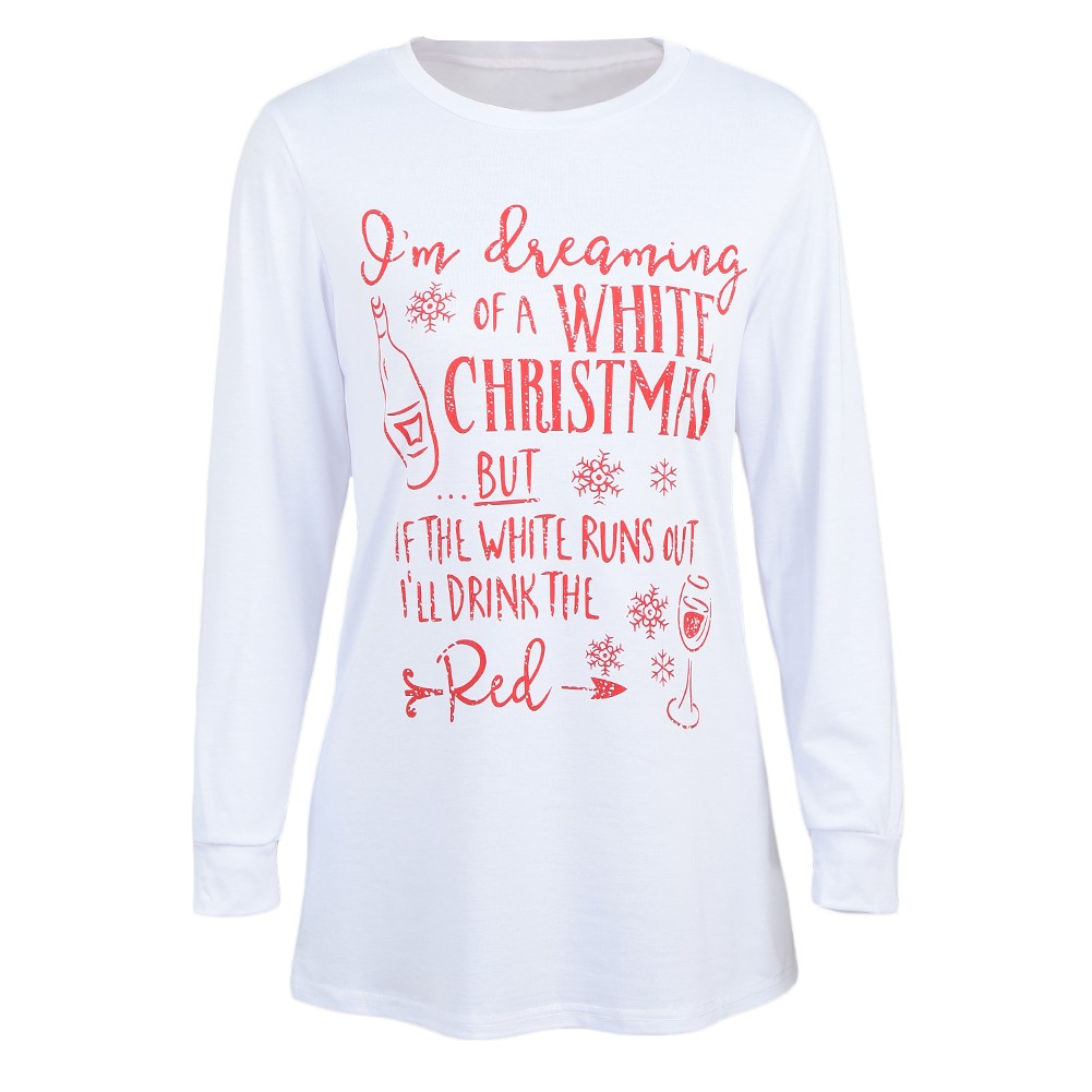 fdde5472f4 Womens Long Sleeved Christmas T Shirts – EDGE Engineering and ...