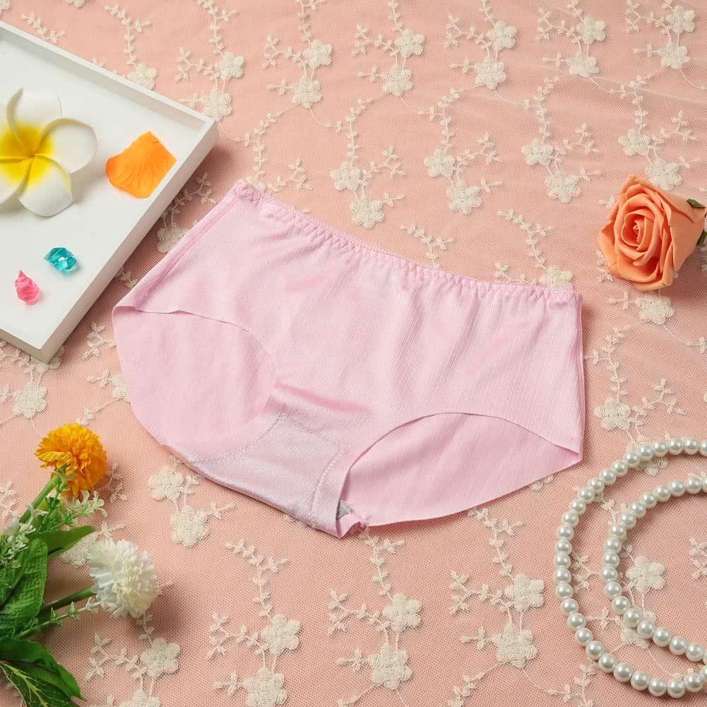 New Sexy Mulheres Seamless calcinhas cuecas cor sólida de baixo crescimento  Underwear Ladies Intimates Lingerie rosa - Tomtop.com dc1ee07ecc0