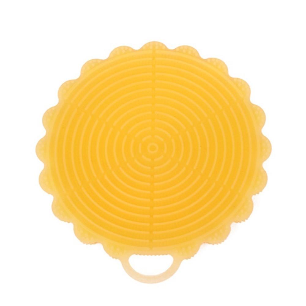Nuovi forbici del silicone di figura del fiore che lavano for Attrezzi cucina in silicone