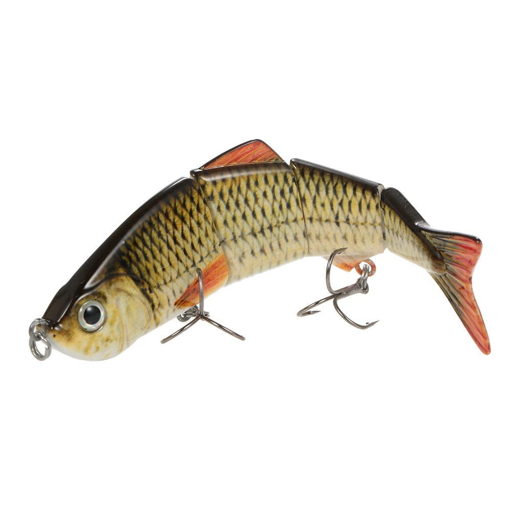 Lixada 150mm 33g Segmented Multi-Jointed Hard Fishing Lure