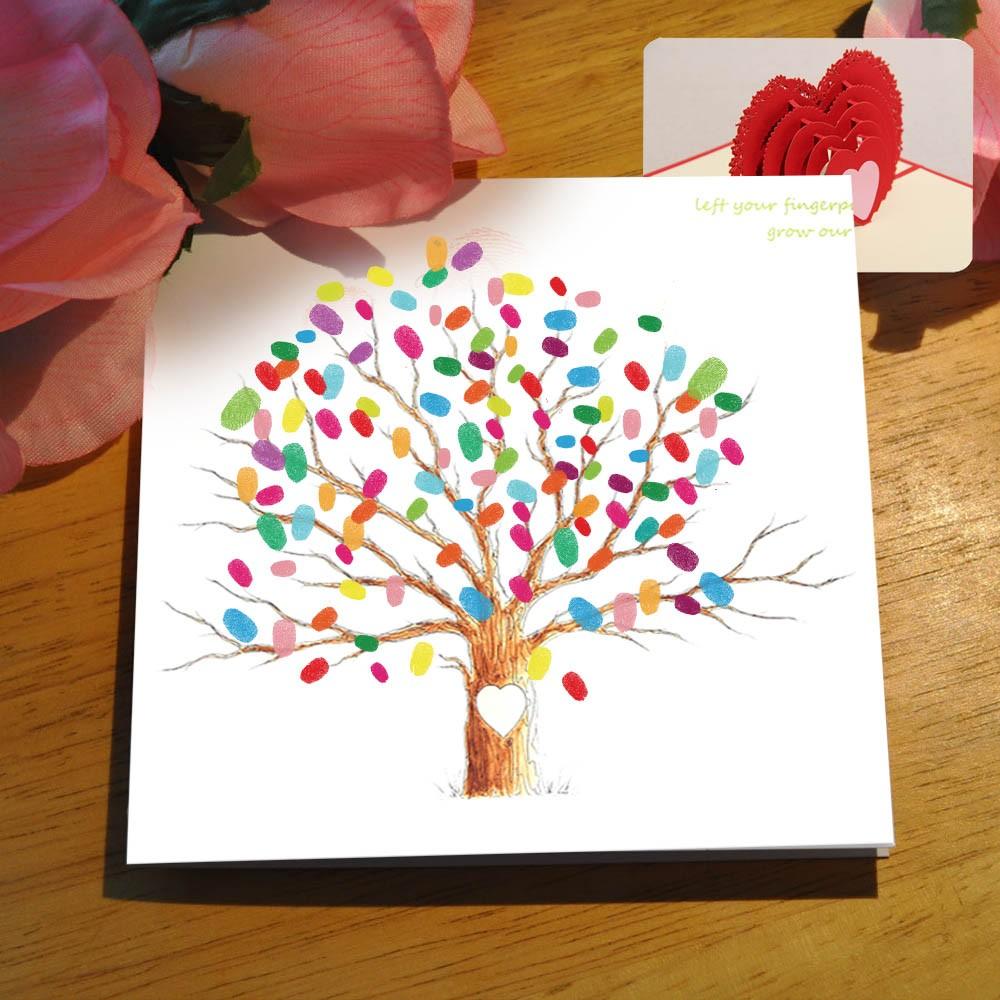 как проехать поздравление из отпечатков пальцев схема дерева те, кем они