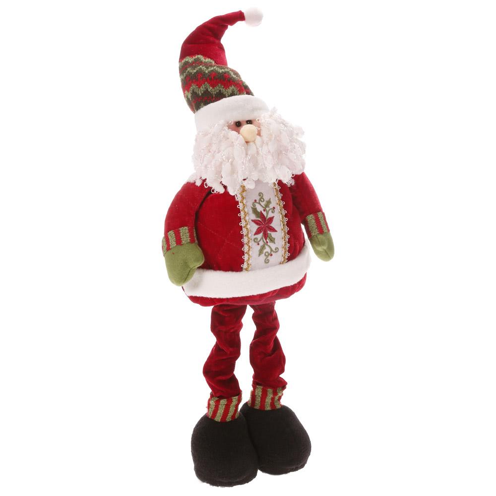 Festnight 1pc fashion retractable christmas santa claus for Sia home fashion christmas decorations