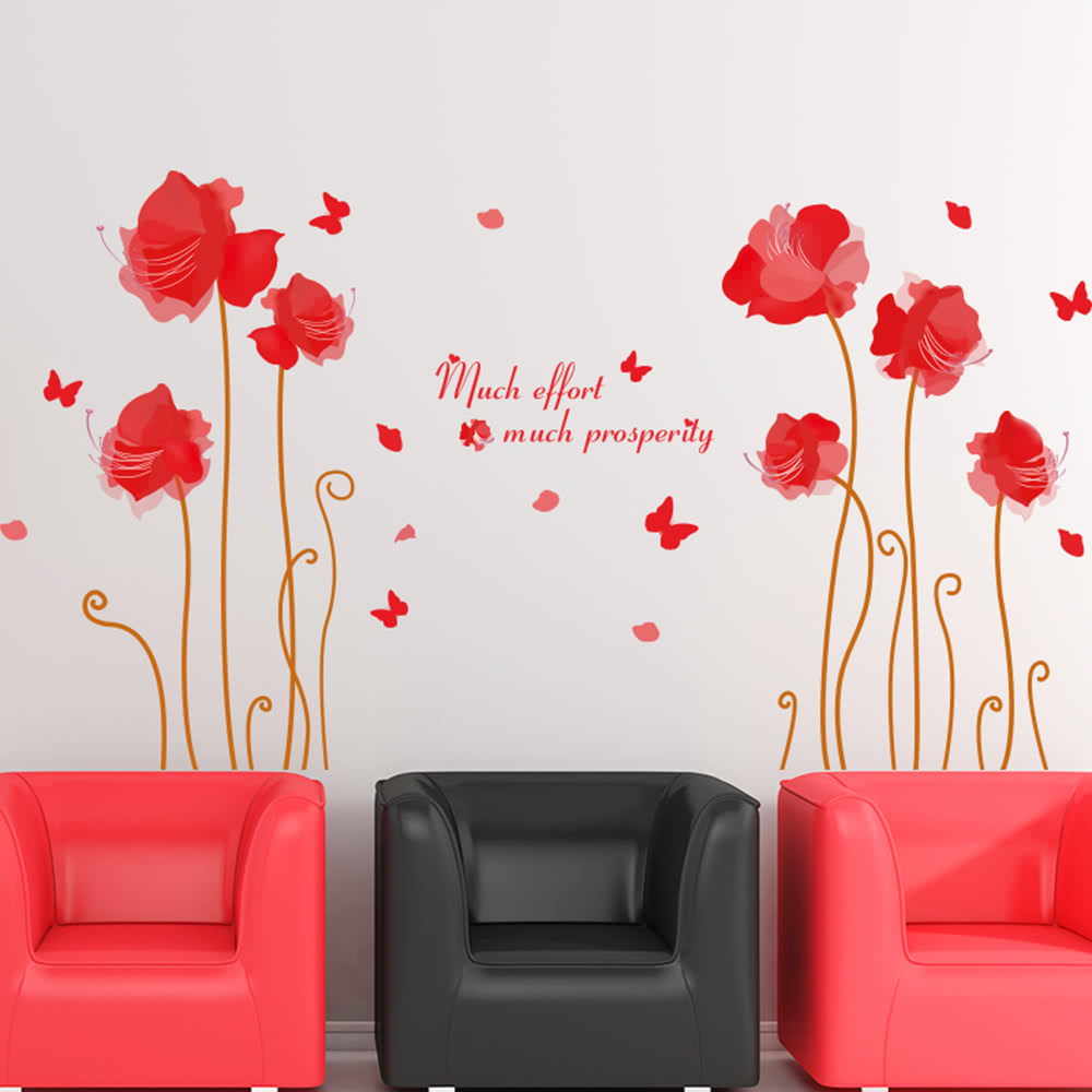 Cute Wall Sticker Removable Lovely Wallpaper Art Decal Room