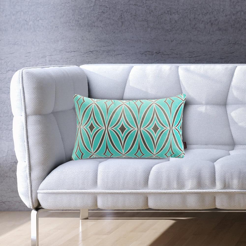 12 20 patr n rhombic funda de almohada de almohadilla - Patron funda sofa ...